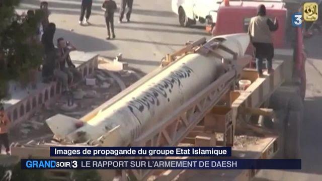 Daech : l'origine de son redoutable armement