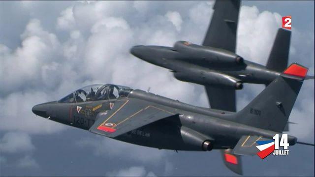 14-Juillet : à la rencontre des futurs pilotes de chasse
