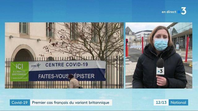 Coronavirus : le nouveau variant britannique détecté en France