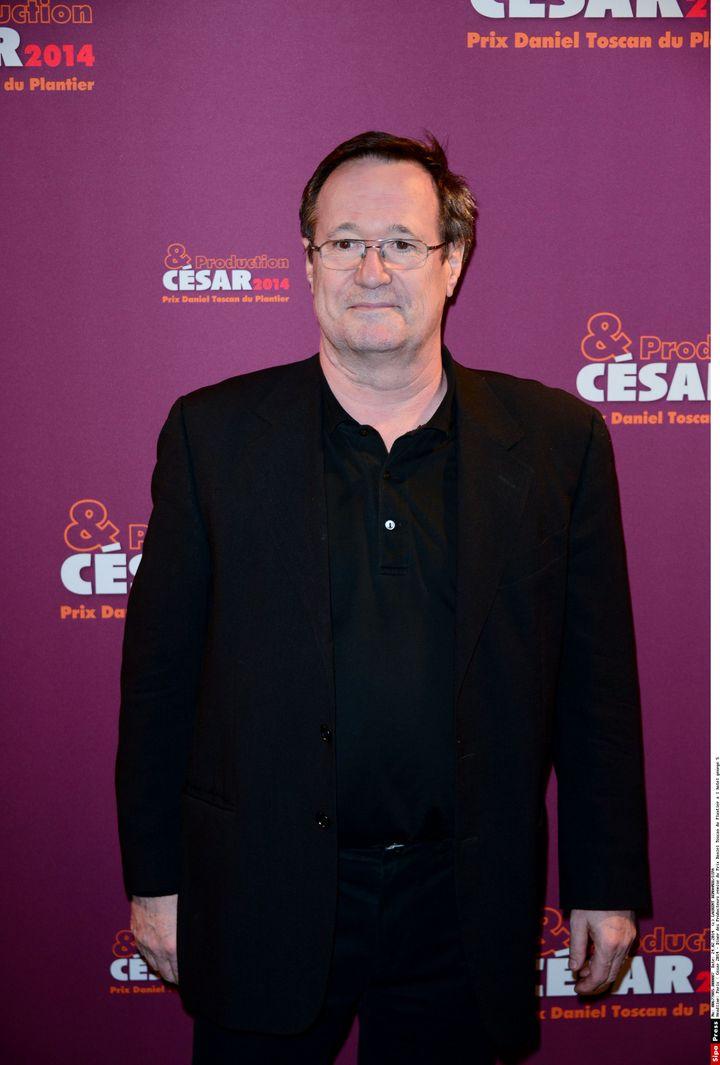 Jean Labadie, directeur du Pacte, aux César 2014. (LAURENT BENHAMOU/SIPA)