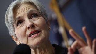 L'ancienne candidate écologiste Jill Stein a lancé une levée de fonds sur internet pour organiser un recomptage des voix dans certains états. (WIN MCNAMEE / GETTY IMAGES NORTH AMERICA)