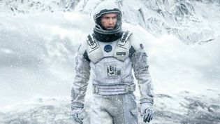 Matthew McConaughey dans Interstellar de Christopher Nolan  (Warner Bros, France)