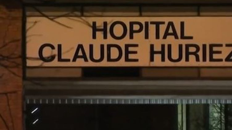 claude hurriez hopital lille (France 3)