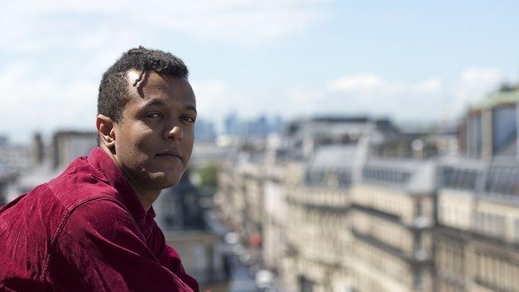 Yared Zeleke, mai 2015, à Paris  (ALAIN JOCARD / AFP)