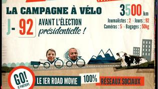 """""""La campagne à vélo"""" part le 6 février."""