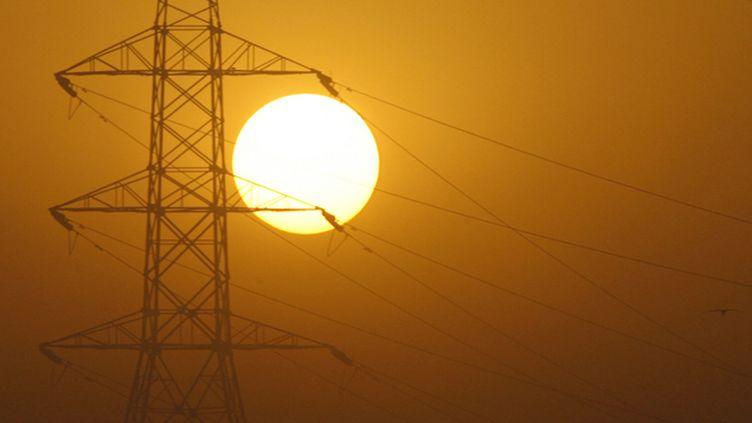 (L'année 2014 a été la plus chaude sur  le globe depuis le début des relevés de températures en 1880. Photo d'illustration  © REUTERS/Mian Khursheed)