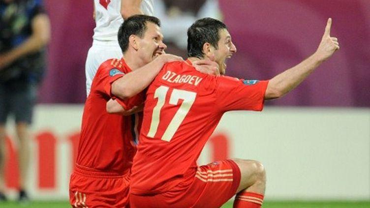 Dzagoev et les Russes voudront être les premiers qualifiés pour les quarts de finale