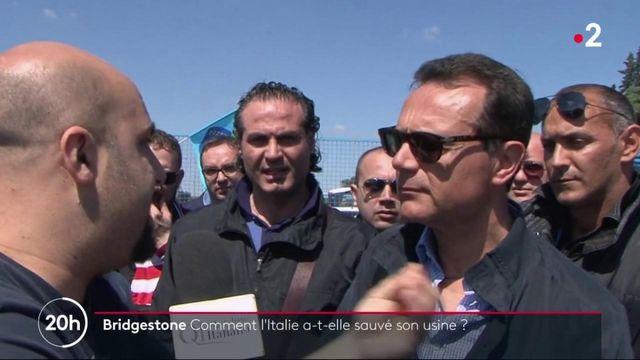 Bridgestone : comment l'Italie a sauvé son usine en 2013