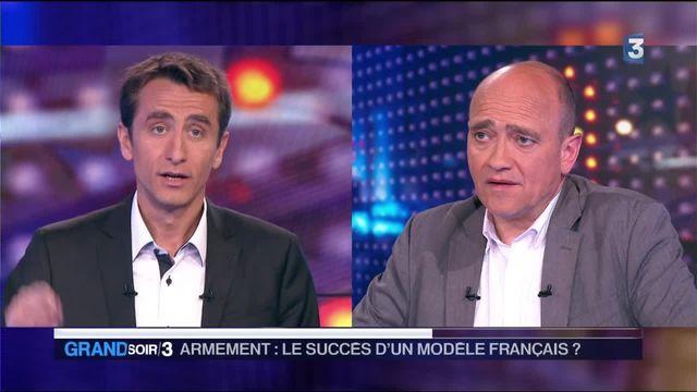 Armement : le succès d'un modèle français ?