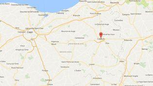 Cet Irakien réfugié en France vivait à Lisieux (CAPTURE ECRAN GOOGLE MAPS)