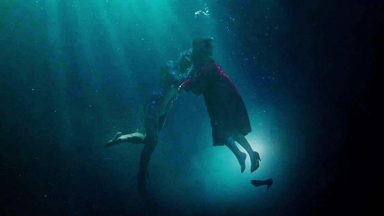 """""""La Forme de l'eau"""" de Guillermo del Toro  (Twentith Century Fox France)"""