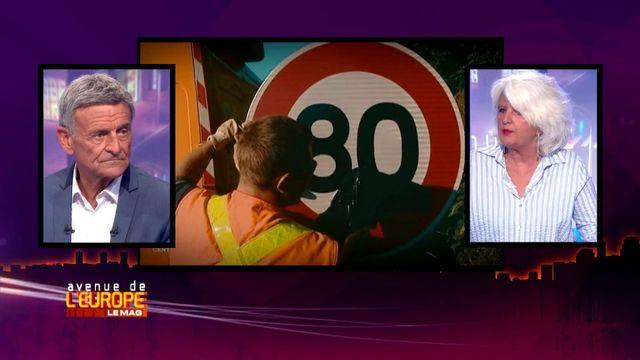 """Avenue de l'Europe. Sécurité routière : """"Il faut sortir le politique du système"""", estime le pilote de rallye Bernard Darniche"""