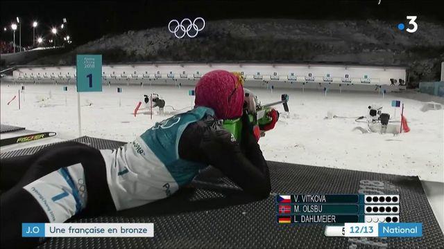 Deuxième médaille française à Pyeongchang