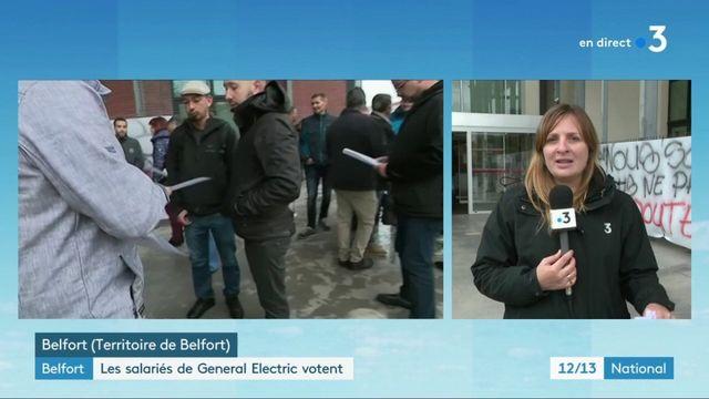 General Electric Belfort : les syndicats ont accepté le plan de la direction