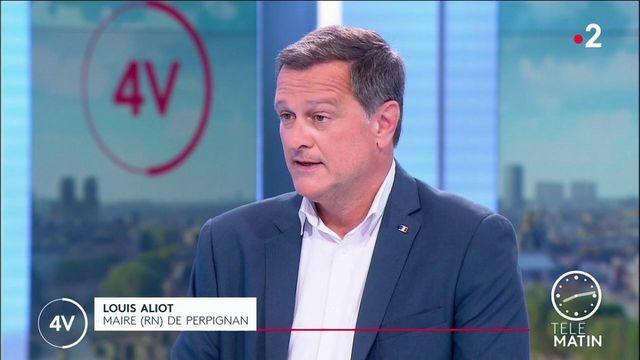 Élections régionales et départementales : Louis Aliot rappelle le rôle de l'abstention dans les résultats au premier tour