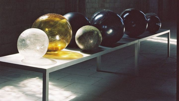 Planetarium, Jana Sterbak, 2003  (François Halard )