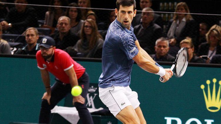 Novak Djokovic (PATRICK CANNAUX / PATRICK CANNAUX)