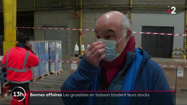 Crise économique et sanitaire : les fournisseurs de boissons proposent des produits à prix cassés