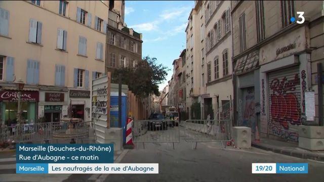 Marseille : les naufragés de la rue d'Aubagne