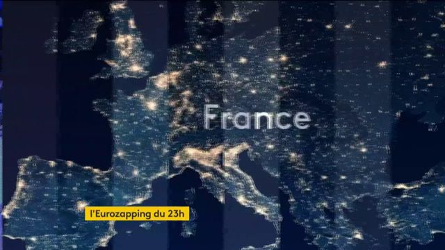 L'Eurozapping du 23h : Le Portugal en proie aux incendies