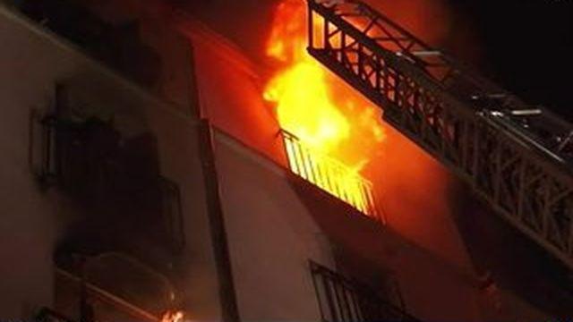 Incendie à Paris : huit morts dont deux enfants