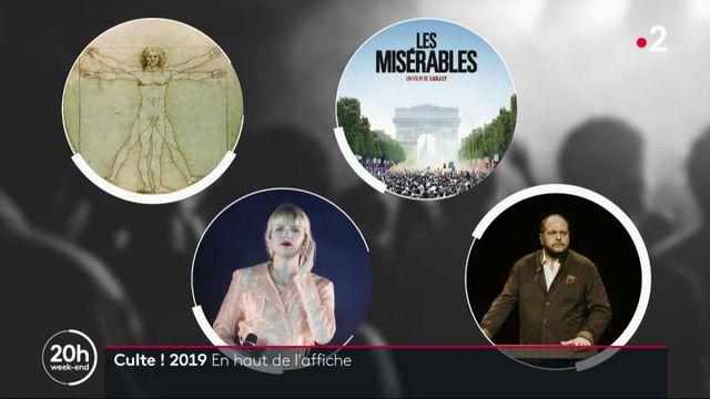 Culture : Léonard de Vinci et Toutânkhamon à l'honneur en 2019