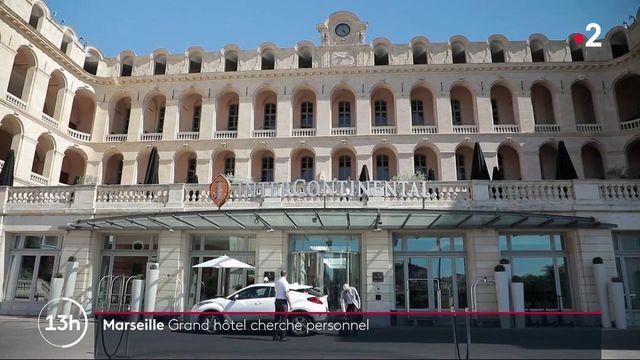 Marseille : un hôtel 5 étoiles souffre du manque de personnels