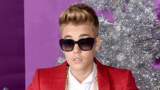 Justin Bieber le 18 décembre 2013 à Los Angeles.  (Jason Kempin / Getty Images North America / AFP)
