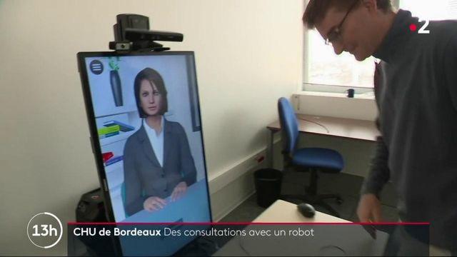Bordeaux : des consultations médicales avec un robot