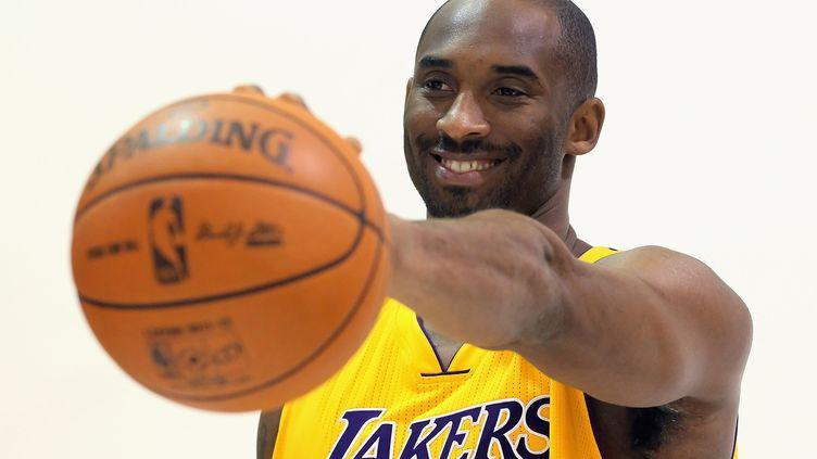 Kobe Bryant, la star des Los Angeles Lakers, le 11 décembre 2011. (JEFF GROSS / GETTY IMAGES)