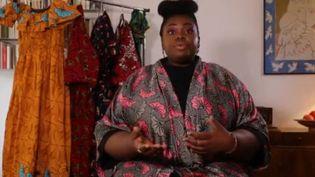 Près de 8 millions de Français souffrent d'obésité. France 2 a voulu donner la parole à une jeune femme, qui est parvenue à s'accepter après des années de régime. Elle a même créé une marque de vêtements destinée aux femmes rondes. Témoignage. (FRANCE 2)