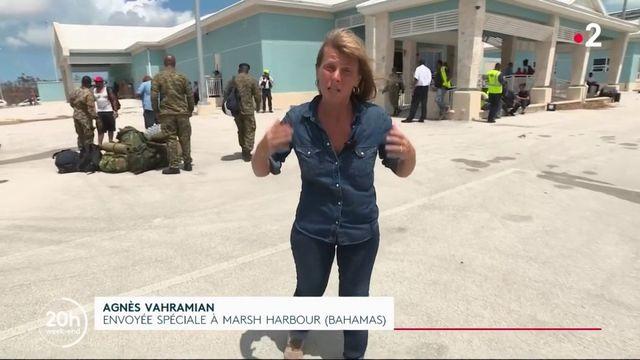 Bahamas : les survivants de l'ouragan Dorian plongés en plein chaos
