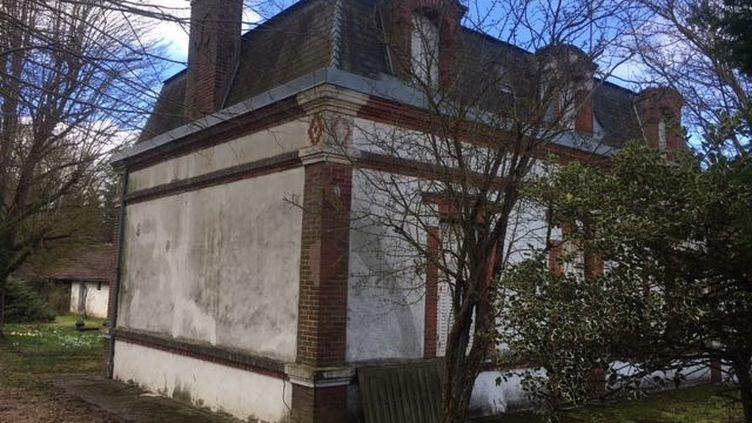 La demeure du tueur en sérieHenri Désiré Landru est à vendre,à Gambais dans les Yvelines. (Soisic Pellet)