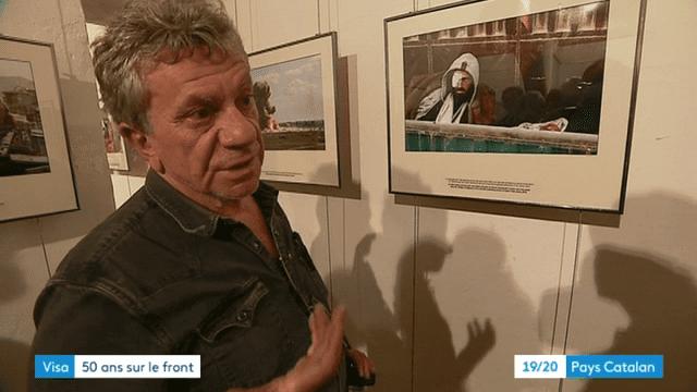 Retrospective Patrick Chauvel à Visa pour l'image