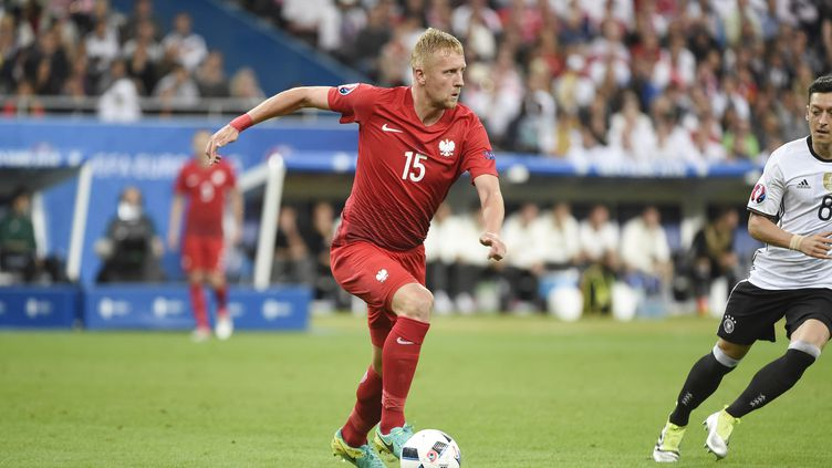Kamil Glik sous le maillot de la Pologne  (JEAN MARIE HERVIO / DPPI MEDIA)