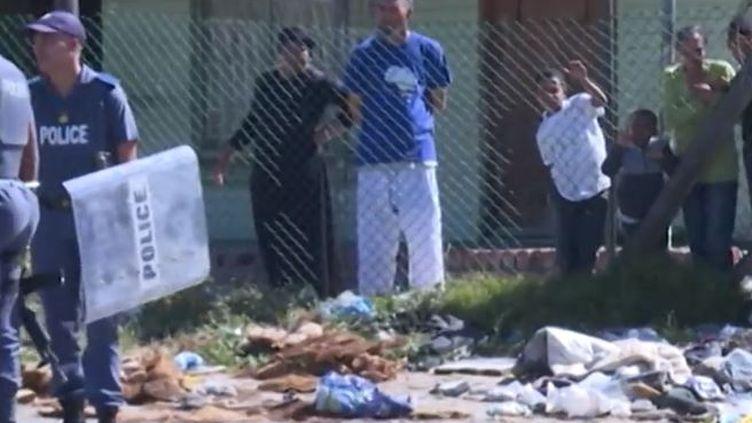 Afrique du Sud : les ravages de la guerre des gangs (FRANCEINFO)