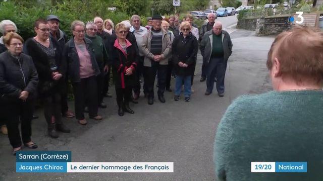 Mort de Jacques Chirac : un dernier hommage a été rendu à travers la France