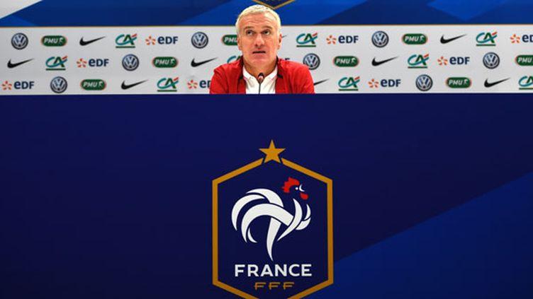 Didier Deschamps est désormais le patron des Bleus jusqu'en 2018
