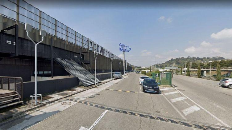Le 5 juin 2020, troishommes encagoulés et munis d'armes automatiques ont braqué un fourgon blindédans le 11e arrondissement de Marseille (Bouches-du-Rhône). (©GOOGLE MAPS)