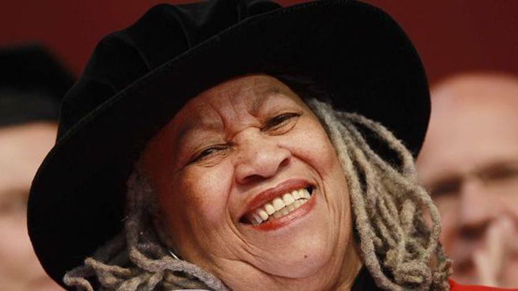 Toni Morrison, prix Nobel de littérature  1993  (Julio Cortez/AP/SIPA)