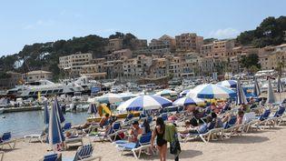 Majorque, l'une des destinations les plus touristiques d'Espagne (JULIO PELAEZ / MAXPPP)