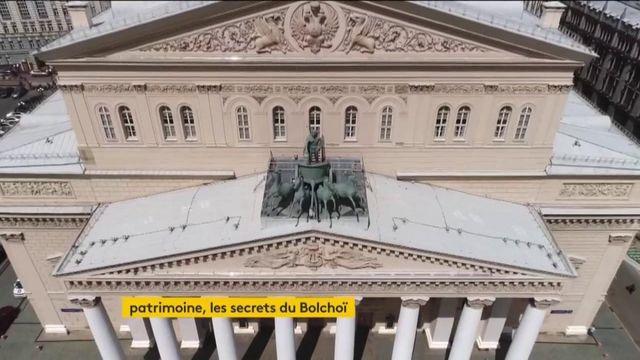 Russie : le Bolchoï, un théâtre historique toujours aussi important