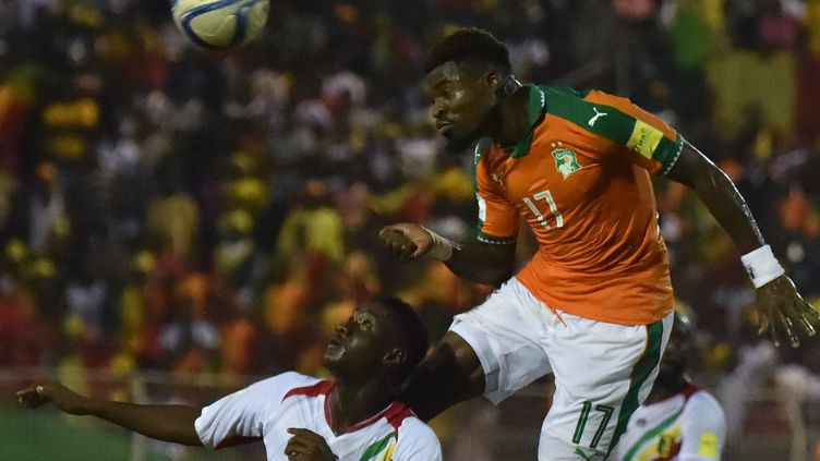Gervinho absent face au Mali (ISSOUF SANOGO / AFP)