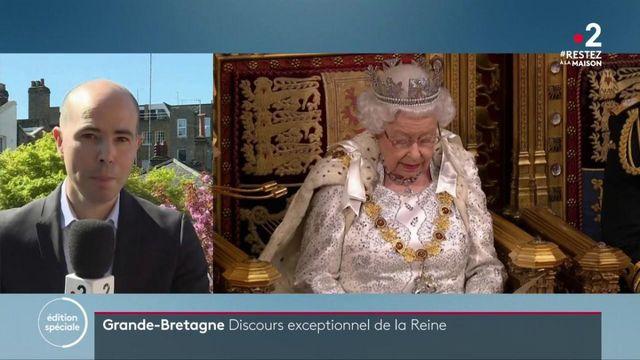 Royaume-Uni : le peuple se prépare à l'allocution de la reine en cette crise du coronavirus
