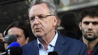 Richard Ferrand, ministre de la Cohésion des Territoires va démissionner pour rejoindre l'Assemblée nationale. (FRED TANNEAU / AFP)