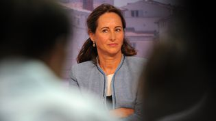 Ségolène Royal à La Rochelle le 23 août 2013 (XAVIER LEOTY / AFP)