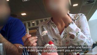 """On peut trouver une mère porteuse en une heure, montre cette enquête d'""""Envoyé spécial"""" (ENVOYÉ SPÉCIAL  / FRANCE 2)"""