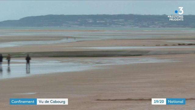 Reconfinement : après les vacances, Cabourg s'endort