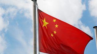 Le drapeau chinois, le 2 juillet 2015. (SEBASTIEN JARRY / MAXPPP)