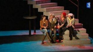Invasion ! Pièce de Michel Didym au Théâtre de la Manufacture  (Culturebox)